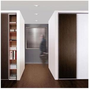 kit complet sur mesure quincaillerie qama. Black Bedroom Furniture Sets. Home Design Ideas